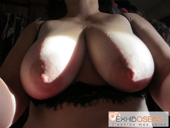 Photo de Grossepoitrine N° 2 de l'album : Mes ti seins